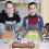 Janvier 2018 : anniversaire Maxime, diverses galettes, fête des Scouts, …